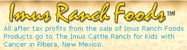 Imus Ranch All Natural Foods